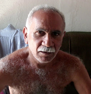 turkish hot men - hairy turkish grandpa