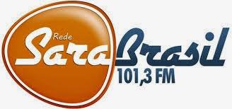 ouvir a Rádio Sara Brasil FM 101,3 São Paulo SP