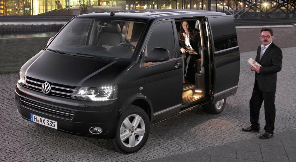 agamemnon: volkswagen caravelle business