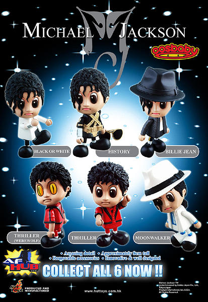 Journey with style hot toys michael jackson cosbaby for Three jackson toy