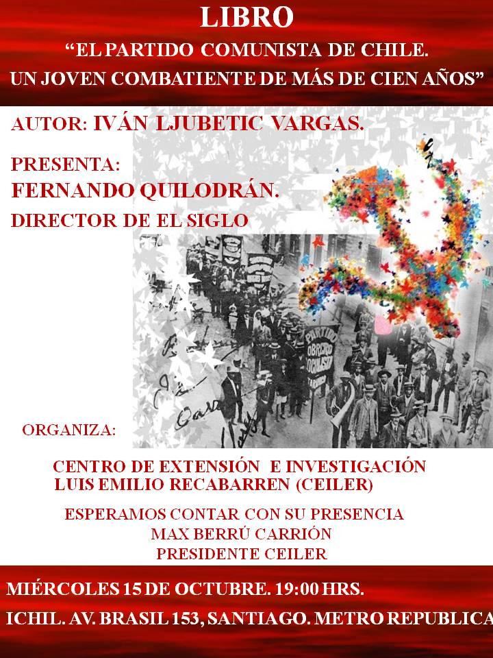 INVITACIÓN LANZAMIENTO LIBRO