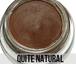 mac quite natural paint pot