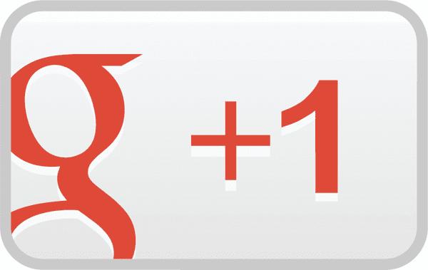 Cómo poner el botón +1 de Google Plus en tu Blog