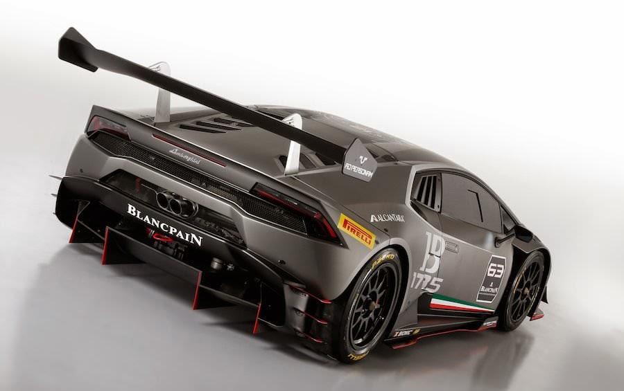 ランボルギーニ・ウラカンLP620-2 スーパートロフェオ
