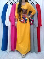 Gamis Simple SOLD OUT