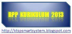 RPP SD/MI 2013 | RPP SMA/MA 2013 | RPP SMP/MTS 2013, RPP SMK 2013