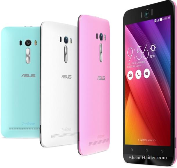 ASUS Zenfone Selfie - Full Features and Specs