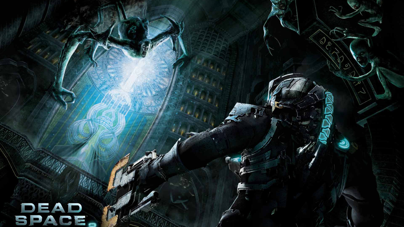 dead space 2 cool game wallpaper