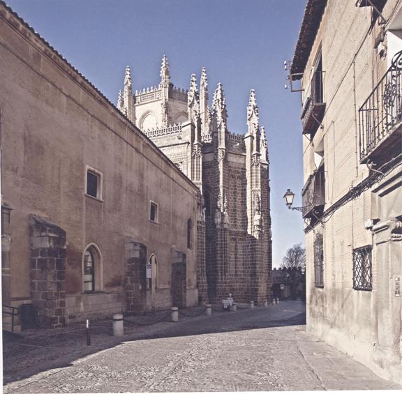 Baños Romanos Toledo:Toledo: Un paseo por el laberinto