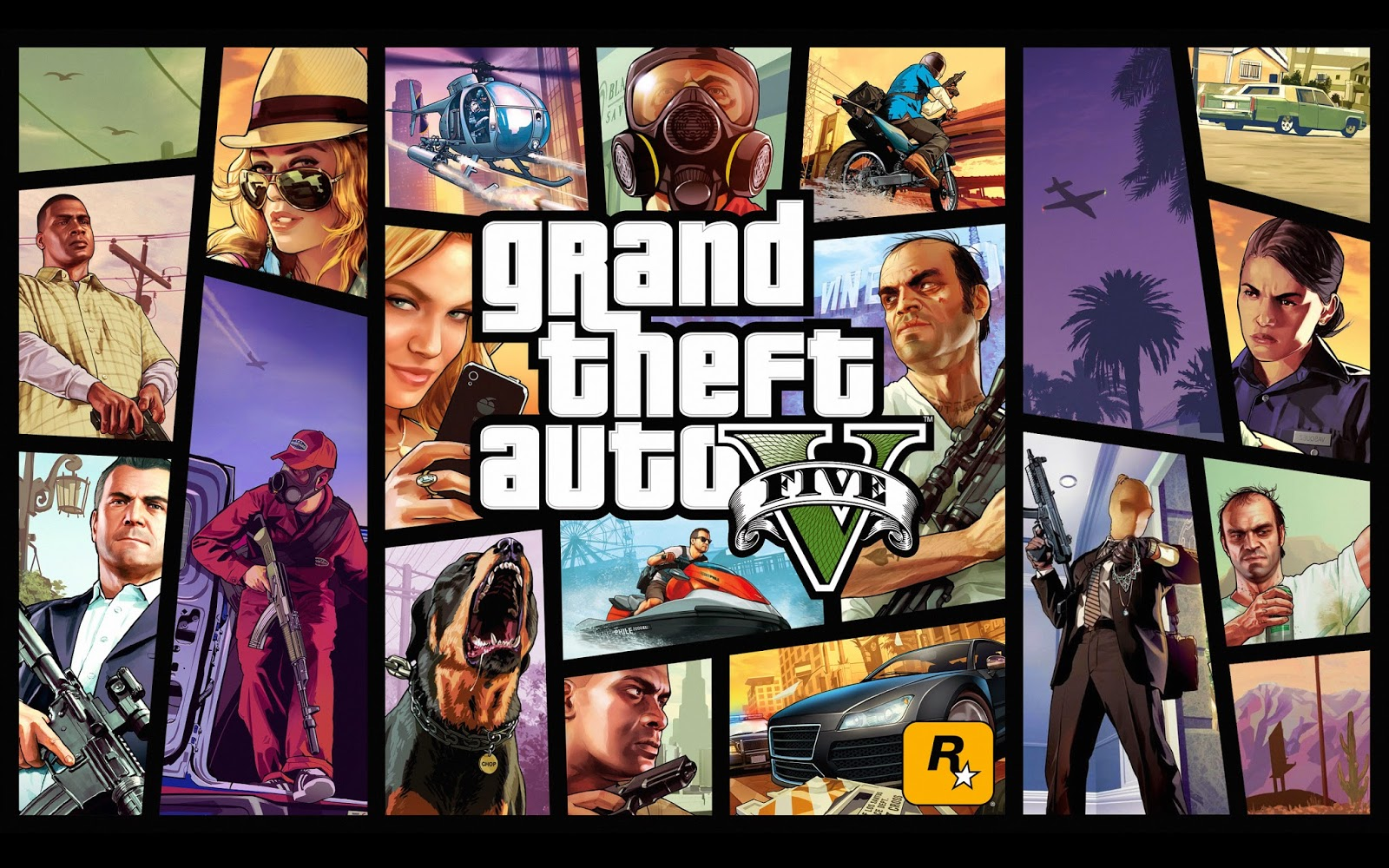 GTA V Segera Hadir di PC , Xbox One Dan PS4