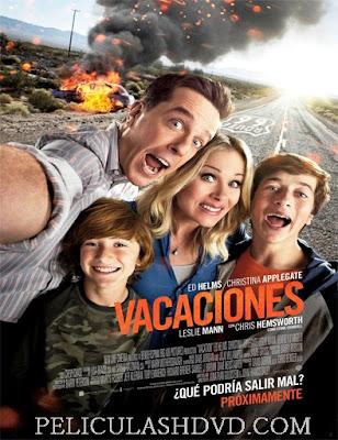 Ver Vacaciones Vacation  2015 online