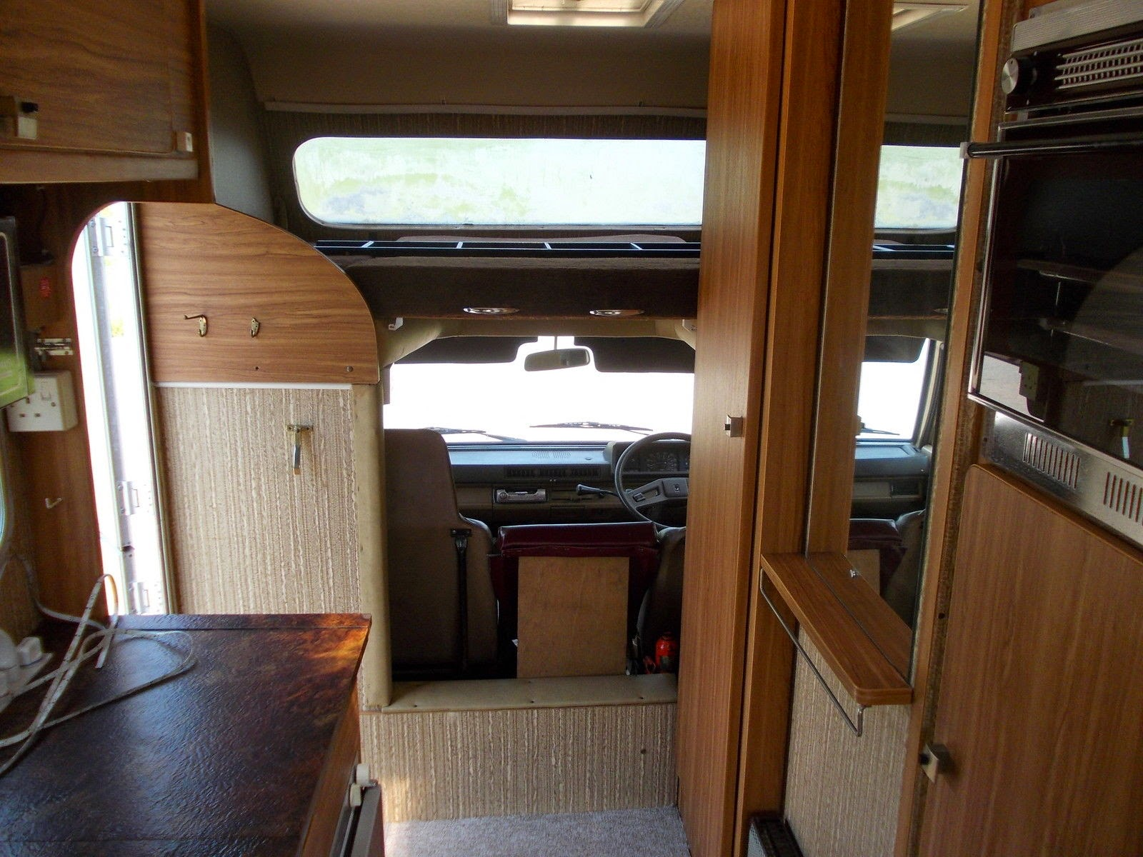 Used RVs Mitsubishi L300 Pioneer Small Motorhome For Sale By Owner