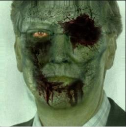 Bill Gates Zombie