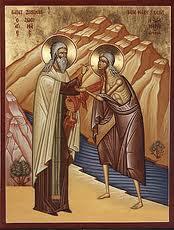 Βίος της Οσίας Μαρίας της Αιγυπτίας