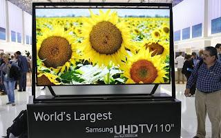 Samsung UHDTV 110