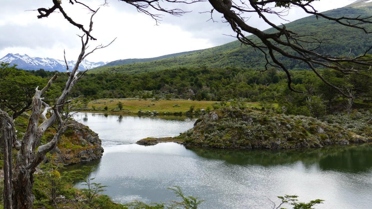 Tierra del Fuego Nationalpark - schöne Natur