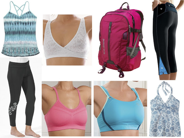 Style Athletics Title 9 Shopping Workout Clothes Athletic Apparel Patagonia Backpack Pink Raspberry