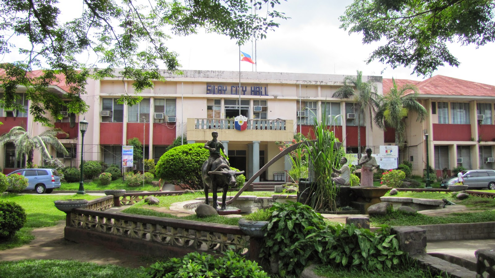 Silay City Hall, Silay City, Bacolod, FTW! Travels
