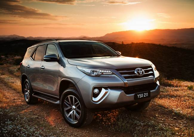 Toyota Fortuner GXL Review
