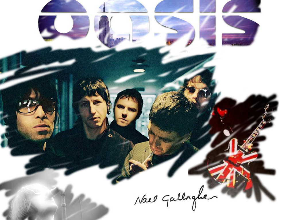 """A.S.B Virtual Info: Especial: """"Oasis"""" hasta 2012 Oasis Band Wallpaper"""