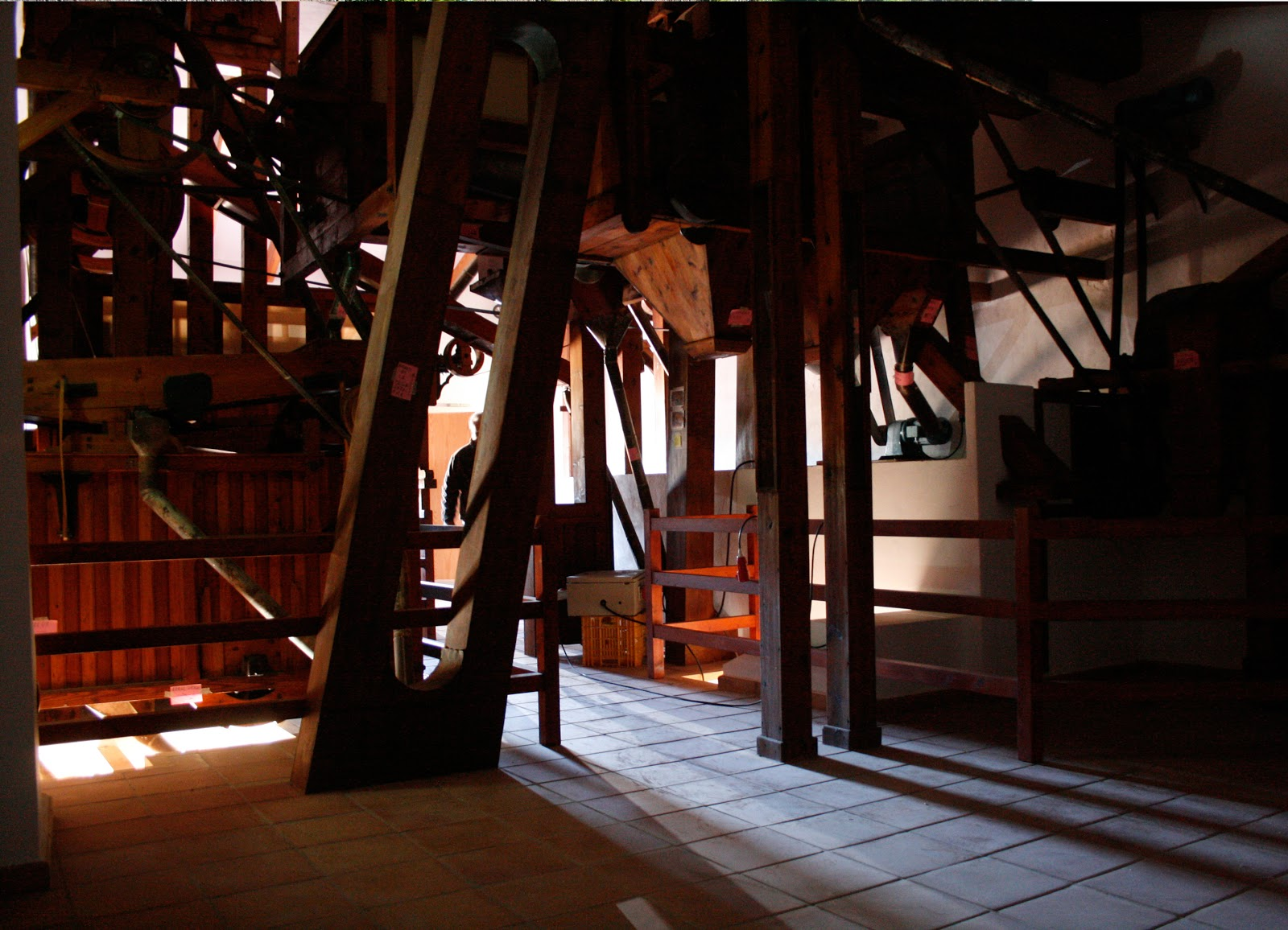 interior molino