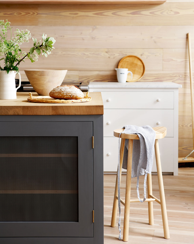 Chicdeco blog una preciosa cocina en madera naturala for Racholas cocina