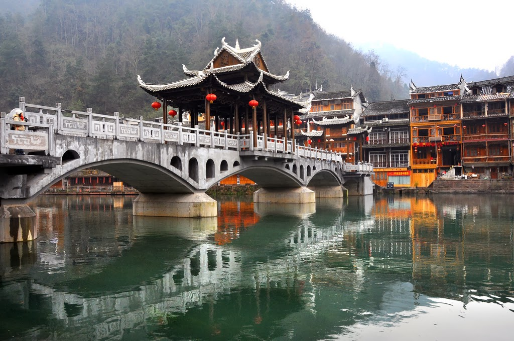 Phoenix Ancient Town, Hunan