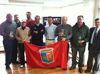 Ganadores I Puntuable Pitch & Putt Castilla y León