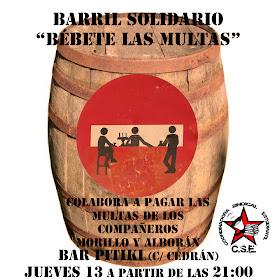Barril solidario