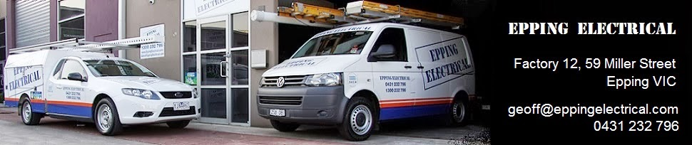 A Trusted Local Electrician in the Northern Suburbs with Lifetime Workmanship Warranty