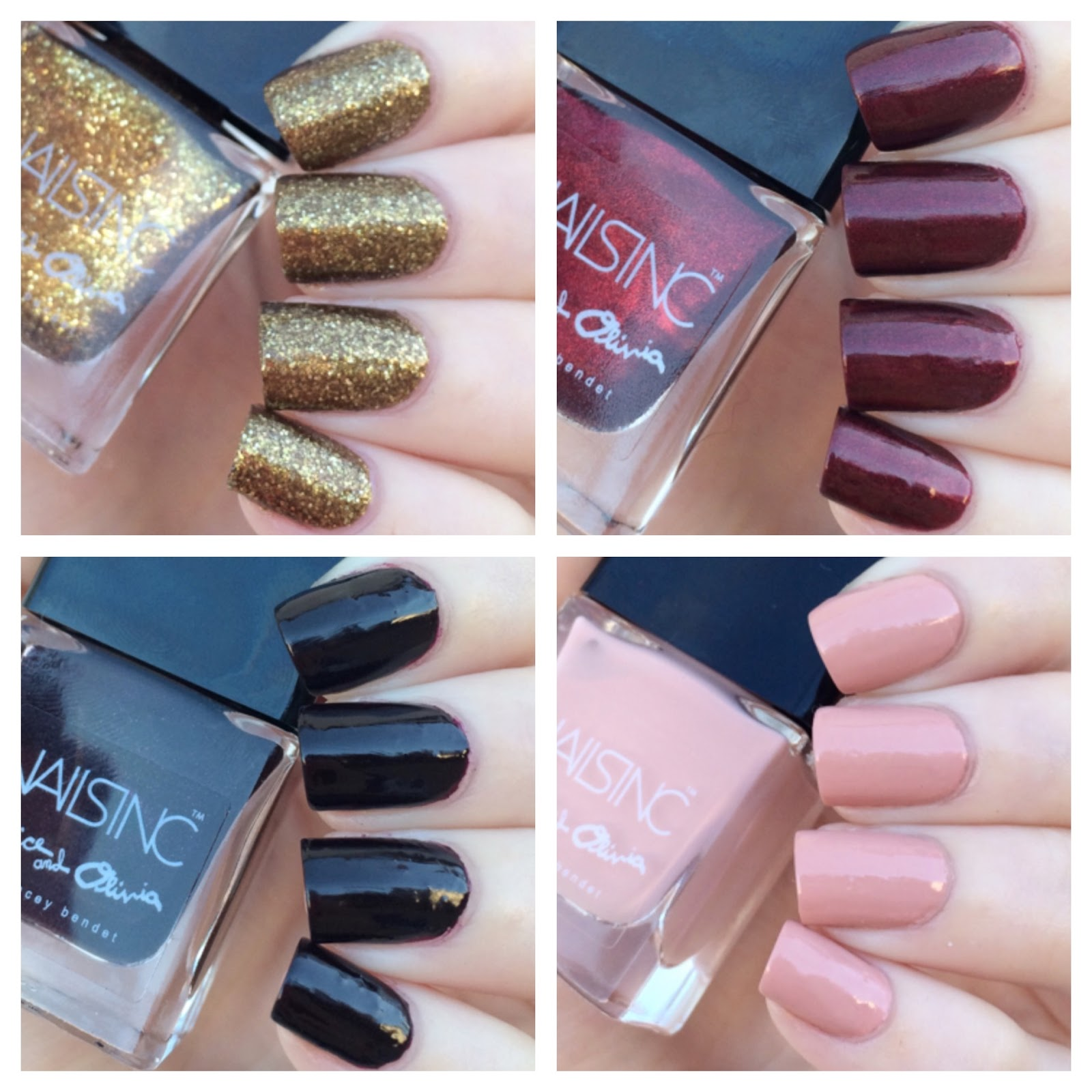 cat eyes & skinny jeans: nails inc. alice + olivia by Stacey Bendet ...