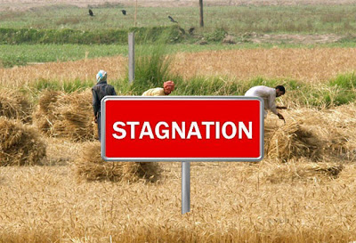 Stagnation in Punjab's agriculture