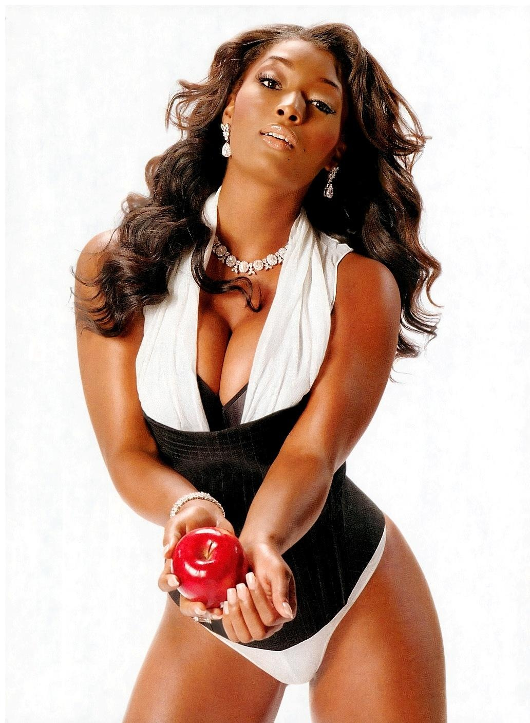 Jones hot toccara