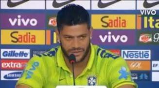 Hulk é cortado, e Robinho volta a ser convocado para defender a Seleção