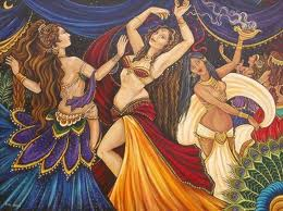 Irene dansa del ventre