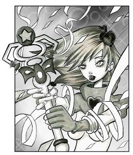 Alexandra Magica - di Apebaloon, Nebbioso e Kecche di Cyrano Comics