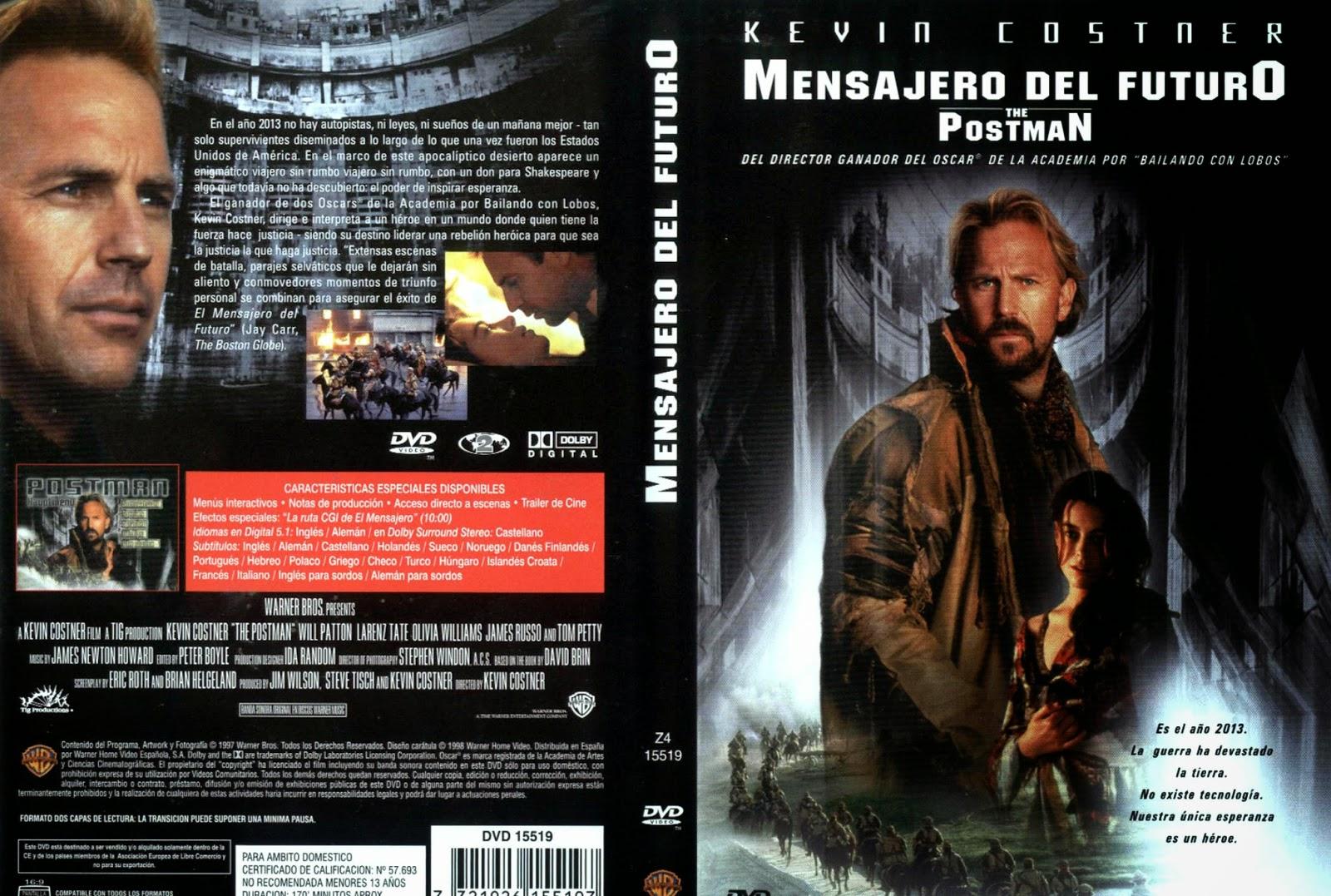 Mensajero Del Futuro DVD