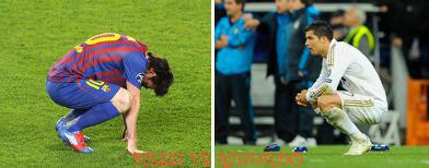 Messi Ronaldo (Manusia Super) | Gagal Jadi Eksekutor