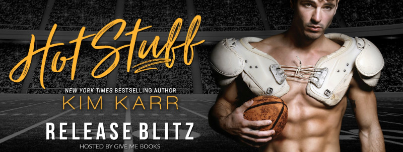 Hot Stuff Release Blitz