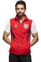 Buy Kings XI Punjab Sleeveless Jacket Rs. 360 only at Amazon.