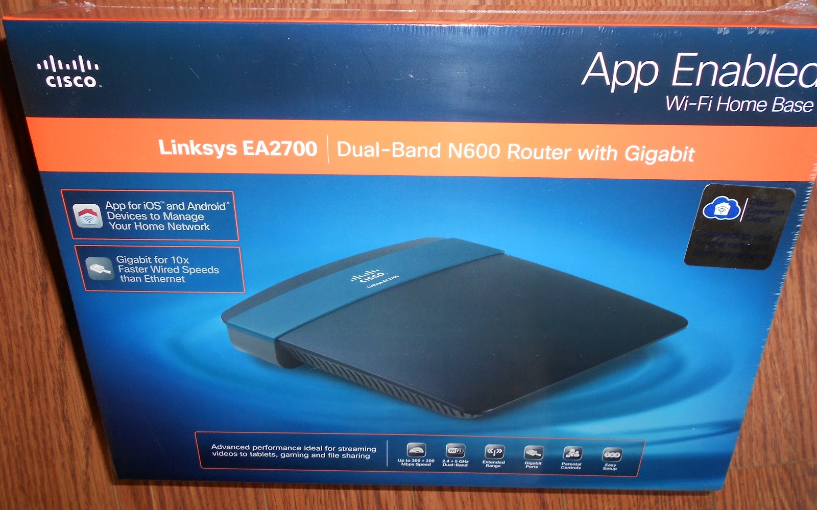 Cisco Linksys EA2700 Wireless Router Review and Giveaway | Frugal ...
