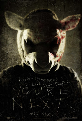You're Next Teaser Poster 1