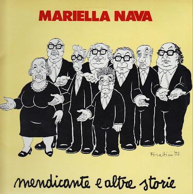 Sanremo 1992 - Mariella Nava - Mendicante
