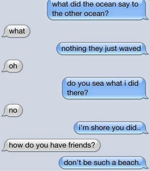 Funny Jokes To Text