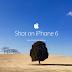 Apple promove galeria de fotos tiradas com o iPhone 6 em sua página inicial