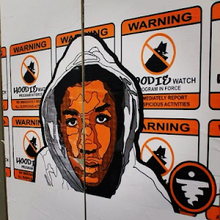 Trayvon Martin, Shepard Fairey, George Zimmerman trial