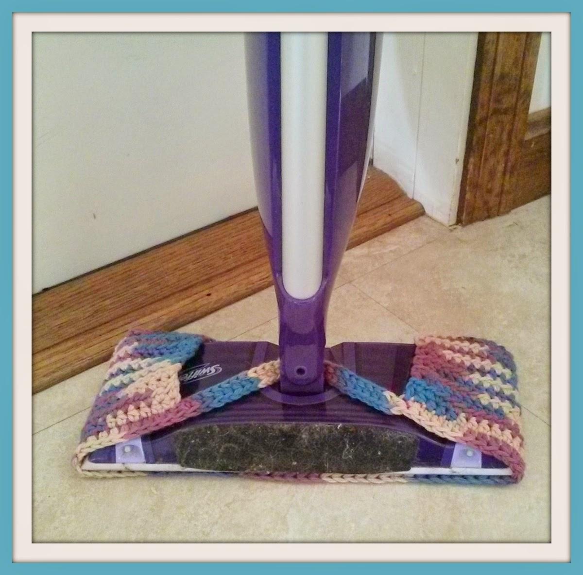 Costas Crafty Corner Project Wet Jet Mop Cover