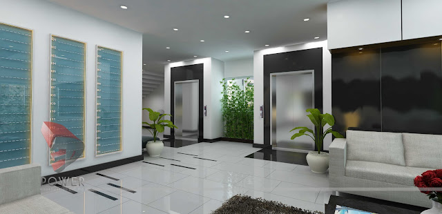 Interior Design Of 3D Home