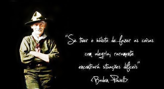 Escotismo E Suas Historias Citações Famosas Por Robert Baden Powell