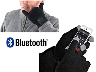 Image: Bluetooth Gloves - Shop USA